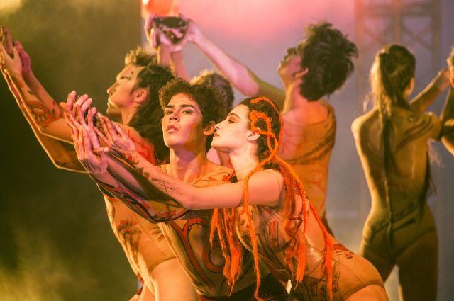 22 августа 2020 года на Рудянском спое Крестовой горы в девятый раз прошел фестиваль «Тайны горы Крестовой».