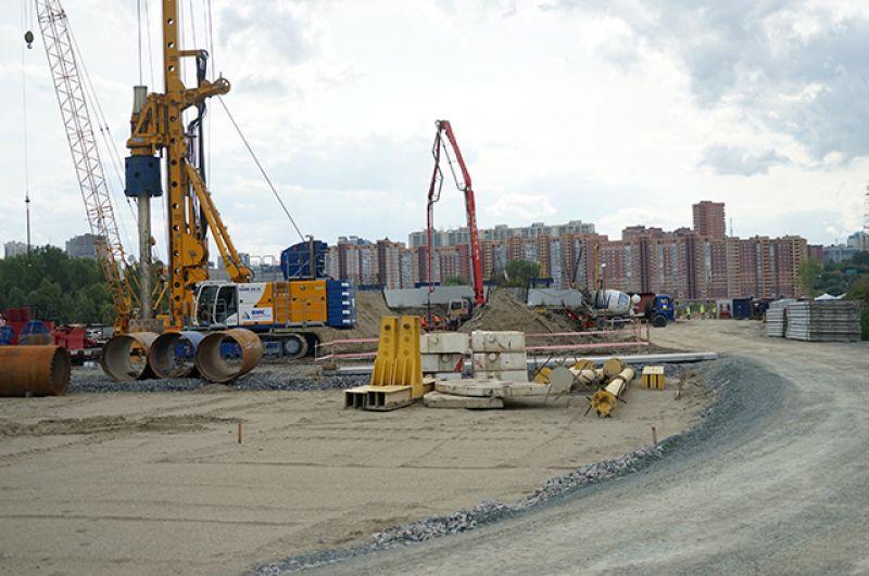 Разрешение на строительство моста подписано 3 февраля 2020 года. Документ позволил приступить к основным работам уже этой весной.