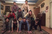 У Ирины и Максима Моисеенко из Сосновоборска семь детей.