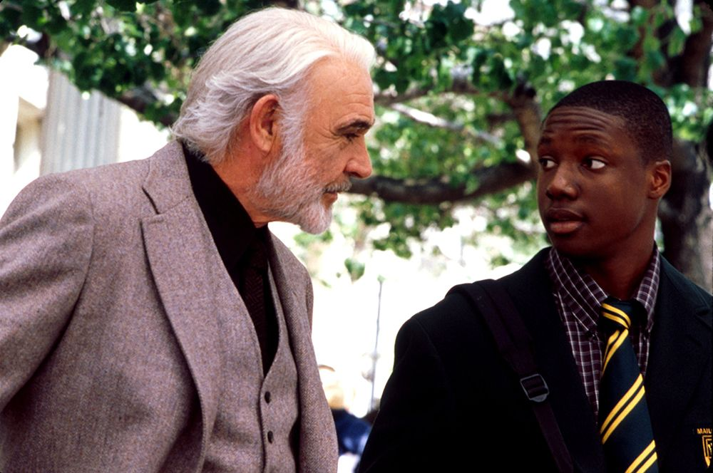 «Найти Форрестера» (2000) — Уильям Форрестер.