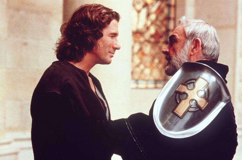 «Первый рыцарь» (1995) — Король Артур.