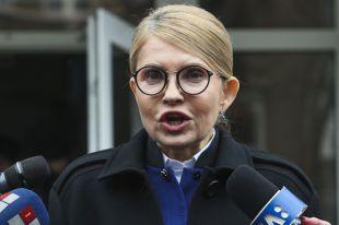 Заразившуюся коронавирусом Тимошенко подключили к аппарату ИВЛ