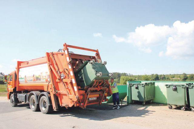 Современные мусорные площадки есть в городах и сёлах области.