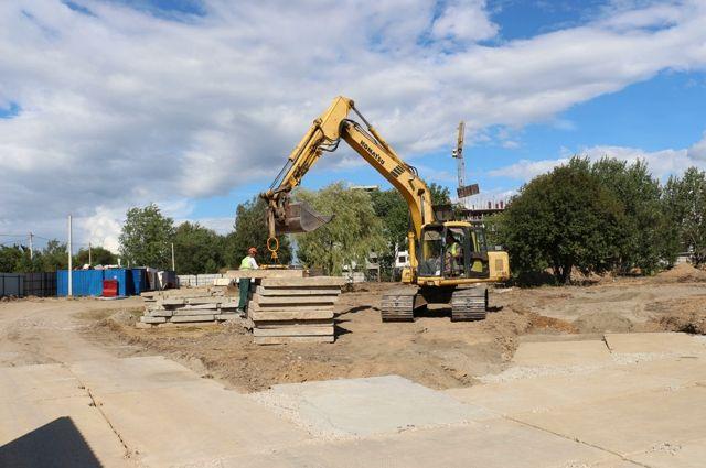 В Калининграде начали строительство самого большого детского сада