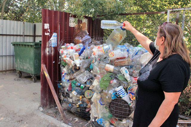Во дворах хотя бы ставят контейнеры для пластика – это уже шаг вперёд.