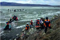 За семь месяцев работы сибирские пожарные и спасатели провели десятки тысяч операций по спасению людей в ДТП, пожарах, техногенных авариях.