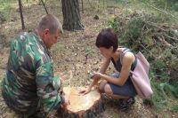 Справа активистка Анна Ячкула.