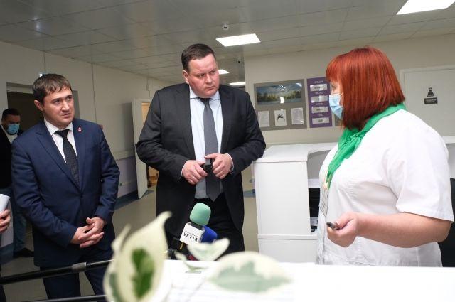 Министр труда и социальной защиты РФ Антон Котяков побывал в Пермском крае с рабочей поездкой 25 августа.