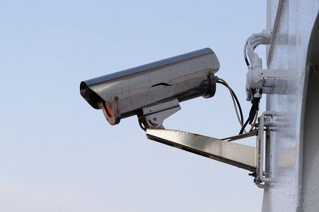 В одном из скверов в Уфе установили более 100 камер видеонаблюдения