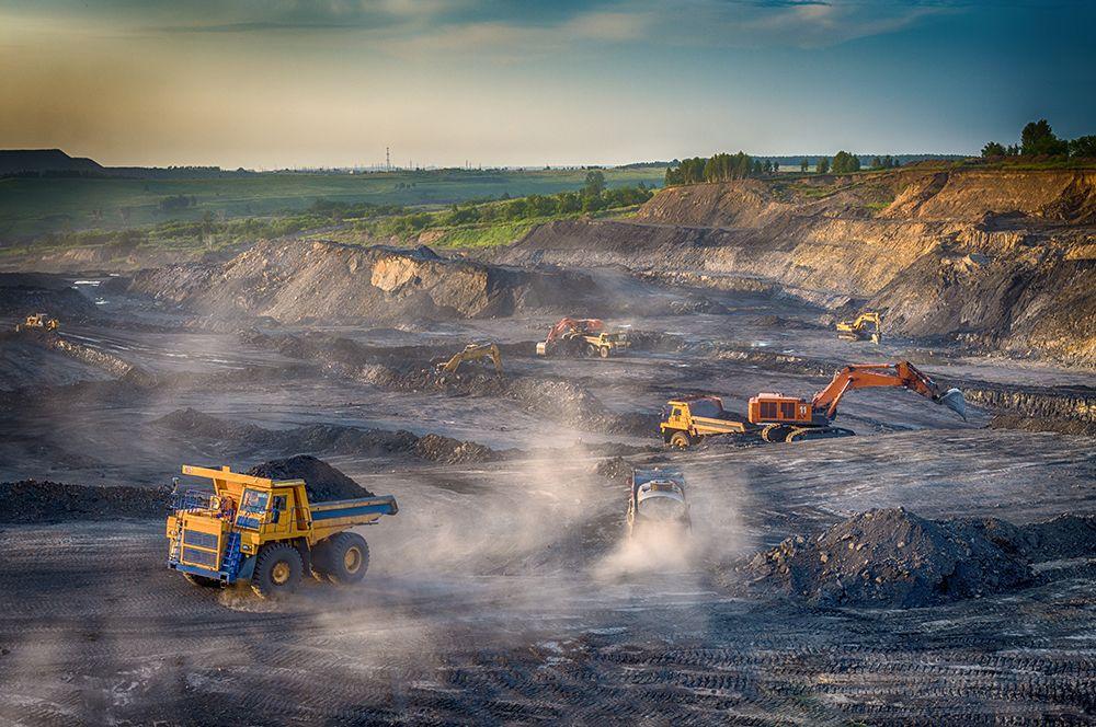 В Кемеровской области развита угледобывающая промышленность, общее число выбросов составило 3590 тысяч тонн