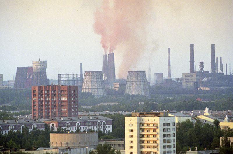 Свердловская область — 1934 тысячи тонн.
