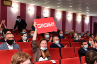 Губернатор ЯНАО встретился  с жителями Надымского района