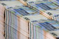 Государственный долг Украины за месяц вырос на 86 млрд гривен