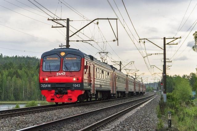 Пригородные поезда начинают курсировать по осеннему расписанию с 1 сентября