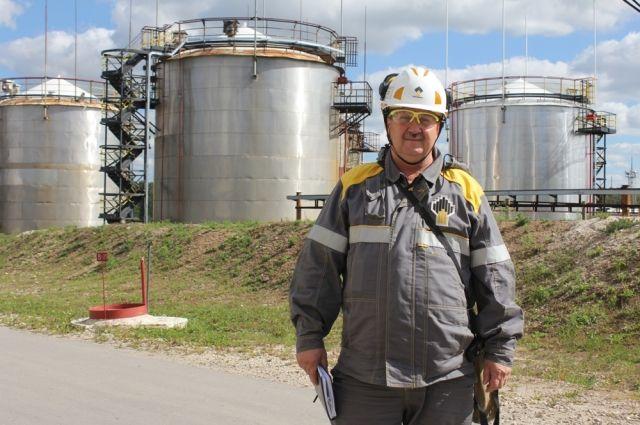 Юрий Денисов: «На нашем заводе каждый живет своей работой. И это правильно».