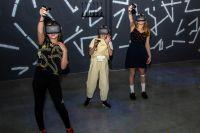 В VR зоне больше 10 различных игр