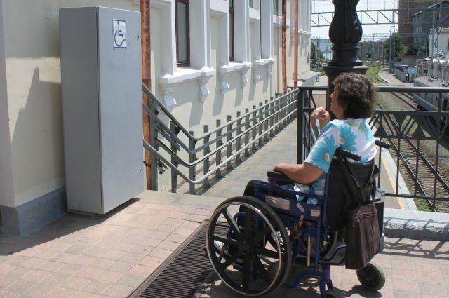 Так ли доступна городская среда для тех, кто не может передвигаться на своих ногах?