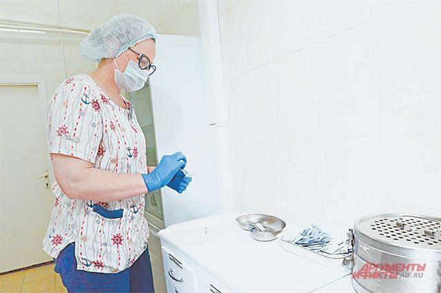 Вакцинацию от коронавируса в Прикамье планируют начать в октябре-ноябре этого года.
