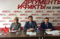 Пресс-конференция по подготовке к отопительному периоду состоялась в пресс-центре «АиФ на Енисее».