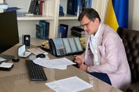 МИД Украины считает недопустимым внешнее вмешательство в политику Беларуси