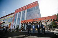 В Медногорске 28 августа запустили новую кислородную станцию медно-серного комбината.