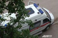 В результате аварии пострадал водитель автомобиля Mercedes  и  три его пассажирки.