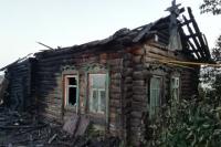 Житель тюменской деревни из ревности поджег дом бывшей жены