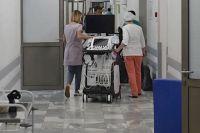 В больницах находится 49 инфицированных.
