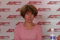 Анна Бабанова.