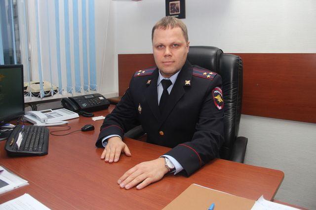 Временно исполняющий обязанности начальника Управления организации охраны общественного порядка – начальник отдела организации применения административного законодательства Дмитрий Лисица.