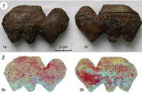 Статуэтки из бивня мамонта нашли на севере Красноярского края 19 лет назад.