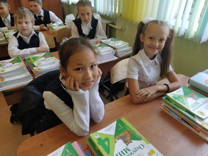 У большинства учеников прошли классные часы.