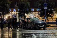 Серьезное ДТП на улице Вагжанова.