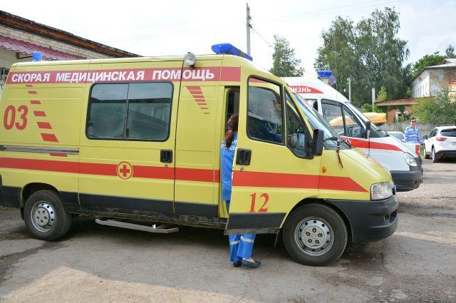 Молодой водитель ВАЗа насмерть сбил пенсионерку в Ижевске