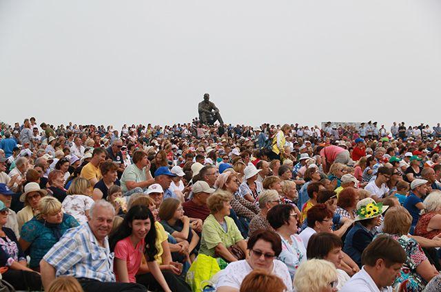 В этом году вся программа фестиваля сосредоточена в Барнауле