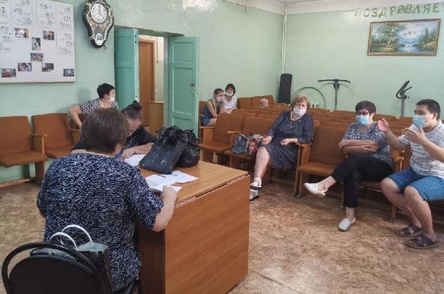 К прокуратуру Оренбурга за помощью обратились 15 граждан, относящихся к категории инвалидов.