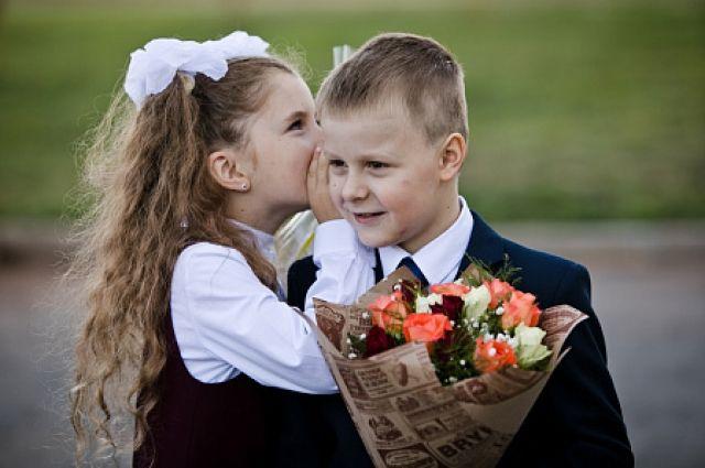 В Оренбургском районе к 1 сентября открылась новая «Школа Ясень».
