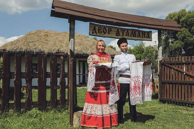 В селе Казаки всегда рады гостям.