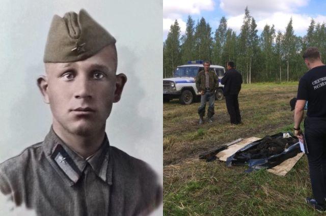 Спустя 77 лет младший лейтенант Сергеей Фадеев вернулся домой.