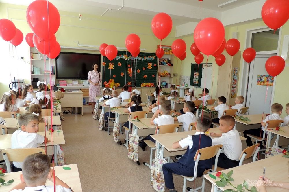 Новый корпус школы № 71 - современный и удобный.