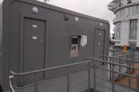 Туалет за 5 млн руб. на Нижневолжской набережной проработал недолго.