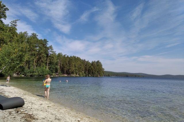 Озеро Тургояк является памятником природы