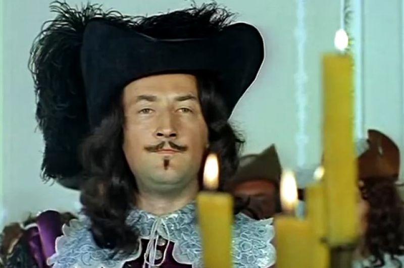 Рошфор в картине «Д'Артаньян и три мушкетёра» (1979)