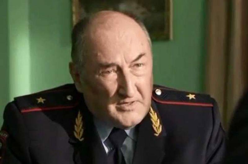 Генерал полиции Алексей Николаевич Мерзлякин в сериале «Улицы разбитых фонарей»