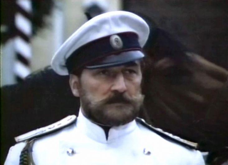 Великий князь Сергей Александрович в фильме «Раскол» (1993)