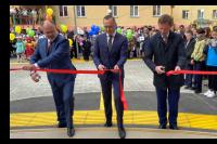Таркосалинская школа-интернат переехала в новый корпус