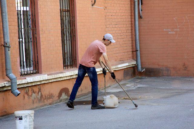 Сумма дохода на общественных работах может составить 24 тыс. руб.
