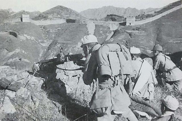 Китай стал полем тяжелейших сражений.