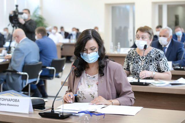 Руководитель ГЖИ Диана Гончарова рассказала об электронном взаимодействии с управляющими организациями.