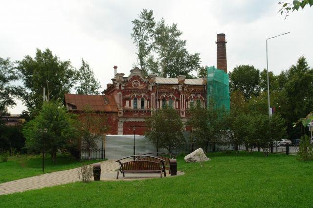Здание, в котором находится музей, было построено в 1909 году.